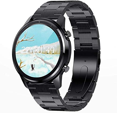 Reloj de bricolaje con previsión meteorológica previsión meteorológica Bluetooth 5.0 Smartwatch para Android IOSLF26 reloj inteligente para hombres s 360 * 360 Amole Screen E