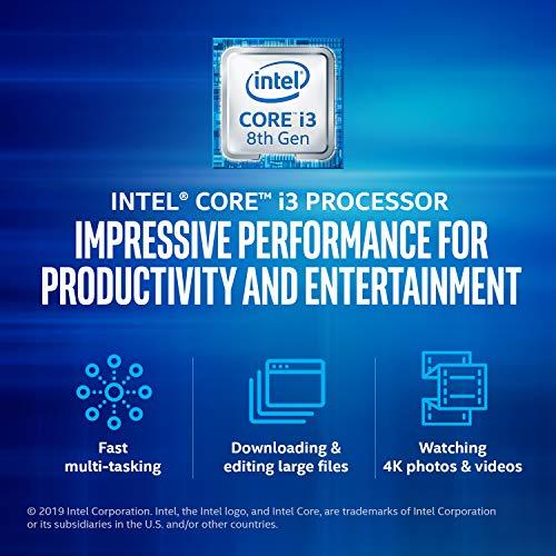 Dell Vostro 3478 Intel Core i3 8th Gen 14-inch Laptop (4GB/1TB HDD/Ubuntu/Black/2.25kg)