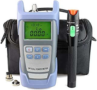 Best optical fiber cable tester Reviews
