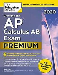 cheap AP Calculus AB Test 2020, Premium Edition Hacking: 6 Practice Tests + Complete Content…