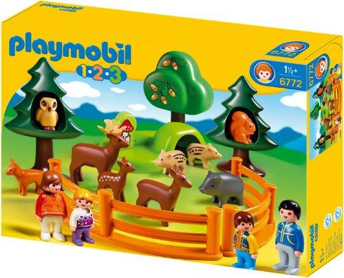 Playmobil 6772 - Besuch im Wild-Park