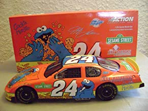 jeff gordon sesame street