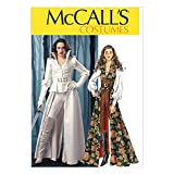 McCall's M6819 Women's Pirate Halloween and Cosplay Costume Sewing Pattern, Sizes 14-22