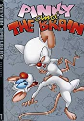 Pinky & The Brain on DVD