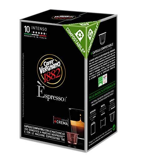 Caffe Vergnano Èspresso Intenso Capsules 3 Boxes