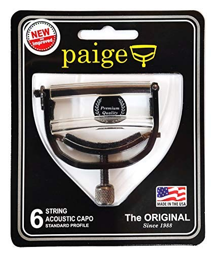 Paige Original 6-String Acoustic Capo