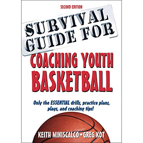 Price comparison product image Human Kinetics Survival Guide to Coaching Youth Basketball Book