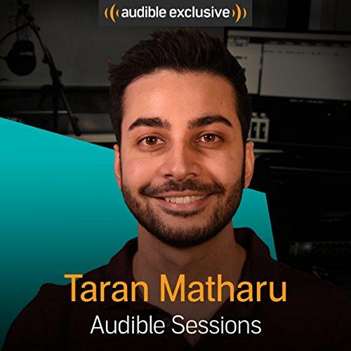 Taran Matharu audiobook cover art
