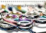 Scherenschmiede (Tischkalender 2022 DIN A5 quer)