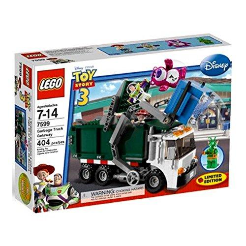 LEGO Toy Story Évasion de Camion à ordures
