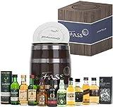 [page_title]-probierFass Whisky Tasting Probierset, Geschenk für Männer, Whisky Geschenk Set für Bruder, Vater oder Opa; Whisky Miniaturen Set (10 x 5cl)