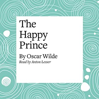 The Happy Prince audiobook cover art