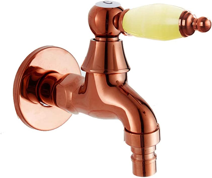 1 European-style antique faucet jade Sales of SALE items from new works lengthe copper Now on sale full body