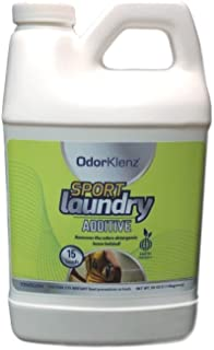 ODORKLENZ SPORT LAUNDRY ADDITIVE For Workout Clothing & (30 load)