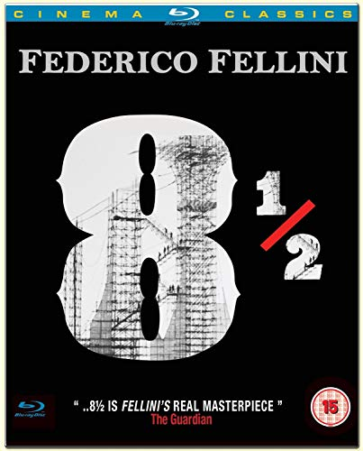 Federico Fellini 8 1/2 [Blu-ray] [UK Import]