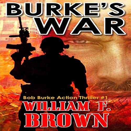 Burke's War cover art