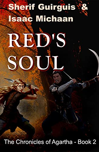 Red's Soul (The Chronicles Of Agartha Book 2) (English Edition)