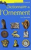 Dictionnaire de l'ornement