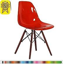 Amazon.es: sillas transparentes - Sillas / Cocina: Hogar y ...