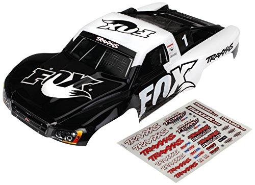 Traxxas Replacement Slash 4X4 Fox Body Vehicle