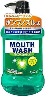 G-クエスト オールデントマウスウォッシュ マイルドミントの香味 770ml
