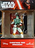 Hallmark Star Wars Boba Fett Disney Christmas Tree Ornament