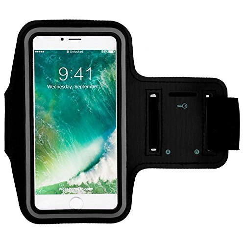 Braçadeira Neopreme P/IPHONE XR, XS MAX, 7 Plus ou 8 Plus