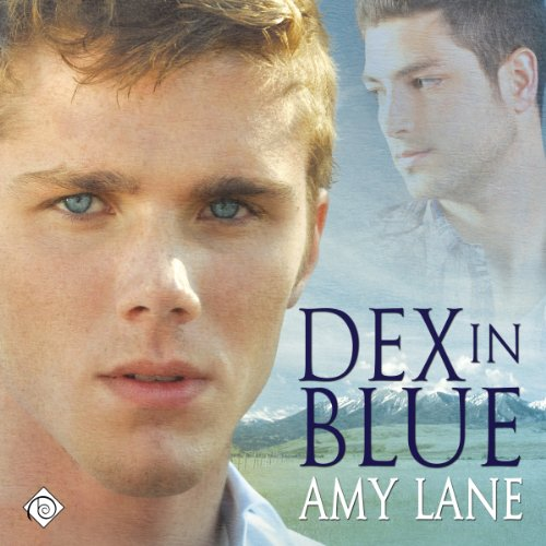 Couverture de Dex in Blue