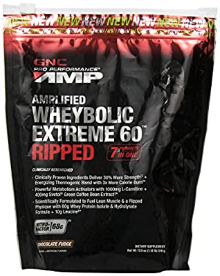 Amplified Wheybolic Extreme 60 Ripped
