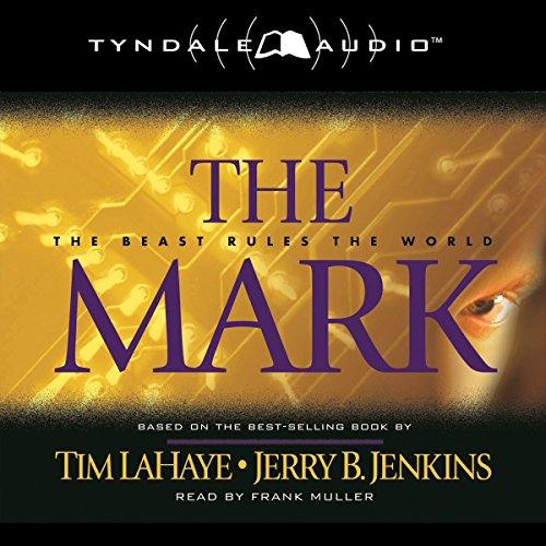 The Mark audiobook cover art