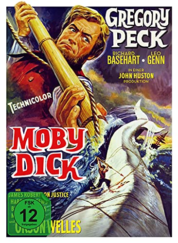 Moby Dick - 3-Disc Limited Collector's Edition im Mediabook (+ Bonus-Blu-ray) (+ DVD)