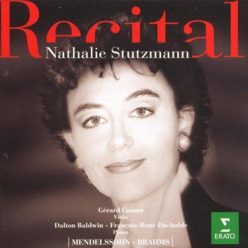 Recital (Lieder von Mendelssohn-Bartholdy und Brahms)