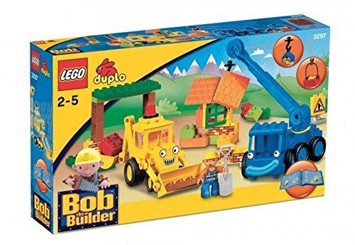 LEGO Duplo Bob der Baumeister 3297 - Baustelle,...