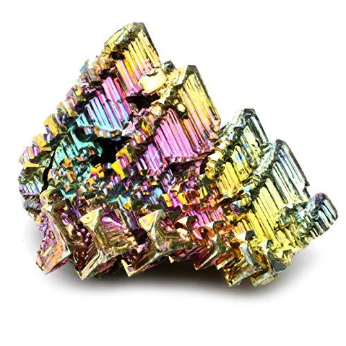 Bismuth - Spécimen cristal - XL (50-60 mm)