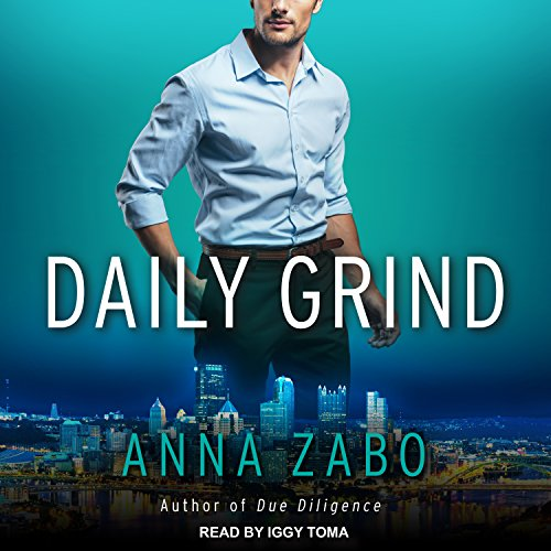 Daily Grind audiobook cover art