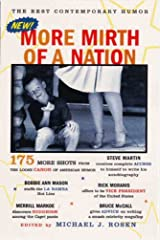 More Mirth of a Nation: The Best Contemporary Humor (James Thurber Book of American Humor 2) (English Edition) Kindle版