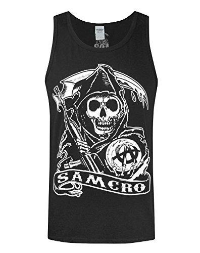 Sons of Anarchy Samcro Men's Vest