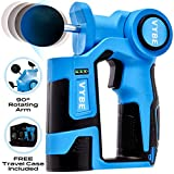 VYBE PERCUSSION Massage Gun -Handheld, Brushless, Cordless, Electric...