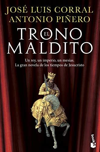 El trono maldito (Novela histórica)