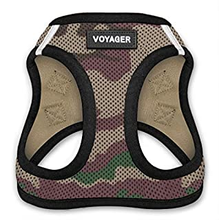 Voyager Step-in Air Dog Harness - All Weather Mesh, Step in Vest Harness for Small and Medium Dogs by Best Pet Supplies (B0842Y28LN) | Amazon price tracker / tracking, Amazon price history charts, Amazon price watches, Amazon price drop alerts