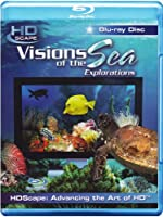 Visions of the Sea: Explorations [Blu-ray] [Import]