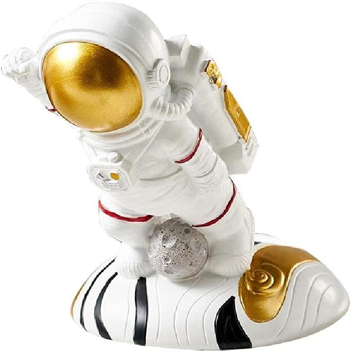 Unknows Multifunction shop Creative Astronaut Shaped Wine Rack a Max 57% OFF Cute