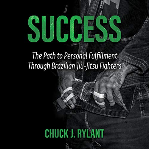 Success audiobook cover art