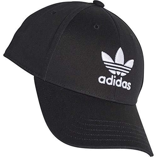 Adidas Baseb Class TRE - Gorra de béisbol, color blanco y negro negro S/M