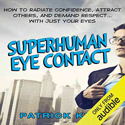 Superhuman Eye Contact cover art