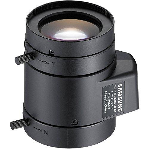 Samsung SLA-550D Lente de cámara Negro - Objetivo (1,4-360, 5-50 mm, 51,7°, 38,9°, 6,9°, 64,2°)