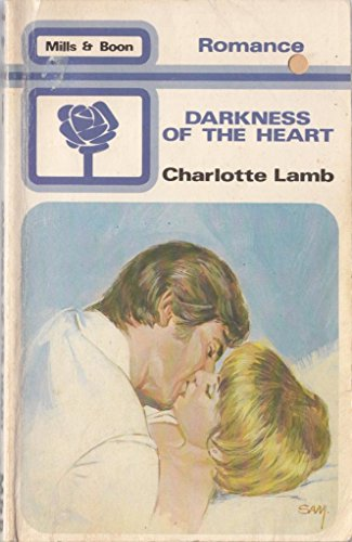 Darkness of the heart 0263744000 Book Cover