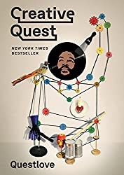 book cover Creative Quest by Questlove