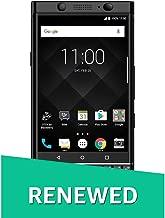 Blackberry KeyOne Factory Unlocked 4GB/64GB BB100-7 Dual Sim Limited Edition Black - International Stock (GSM ONLY, NO CDMA) - No Warranty in the USA (Renewed)