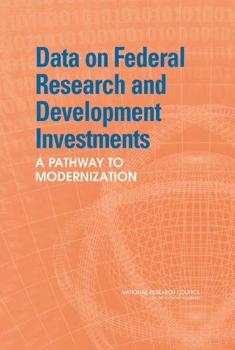 Data on Federal Research and Development Investments: A Pathway to Modernization